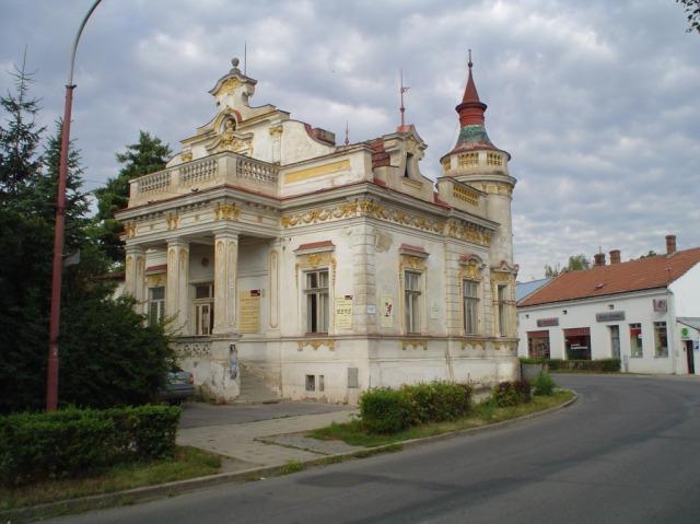 Budova BEVE Vyškov